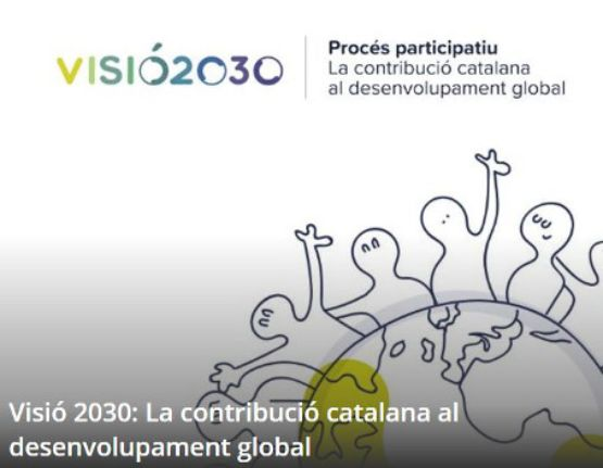 The sessions of the participatory process 'The Catalan contribution to global development' are already underway, come and discuss with us!